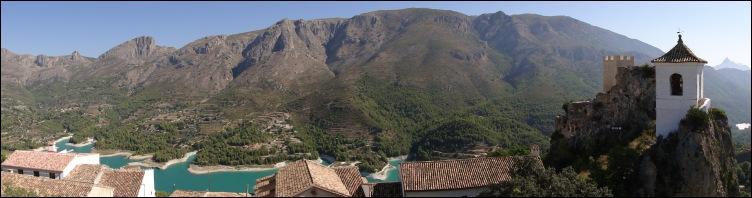 bezoek kasteel alicante